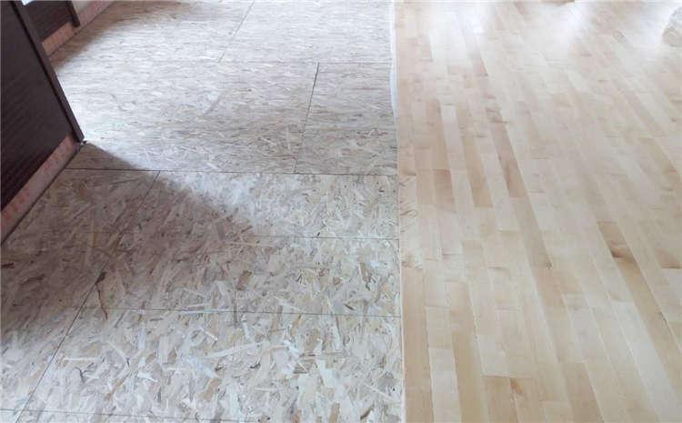 枫木乒乓球馆木地板市场价格表